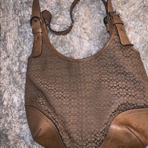 Coach Bags - nice authentic coach purse